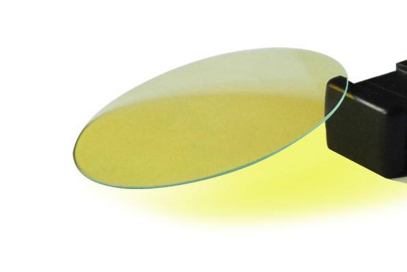 Glass Filter Yellow AGYT004