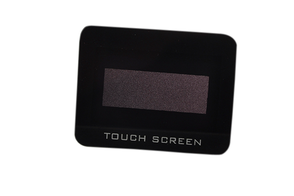 Electronic products glass cover