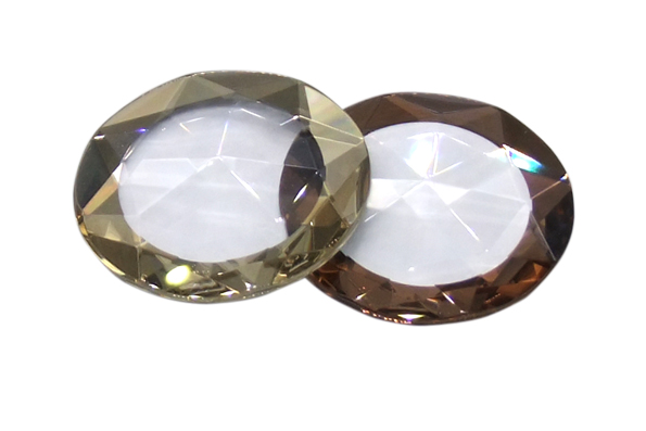 Prismatic glass AGCP018